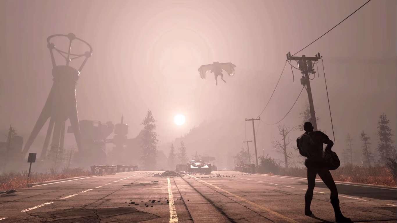 Обзор Fallout 76 - Радиоактивный мусор. Cadelta - Изображение 7