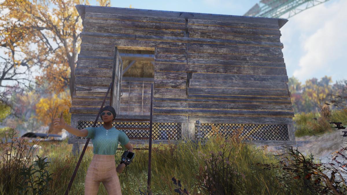 Обзор Fallout 76 - Радиоактивный мусор. Cadelta - Изображение 3