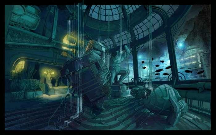 Biosgock ранние концепты - Изображение 3