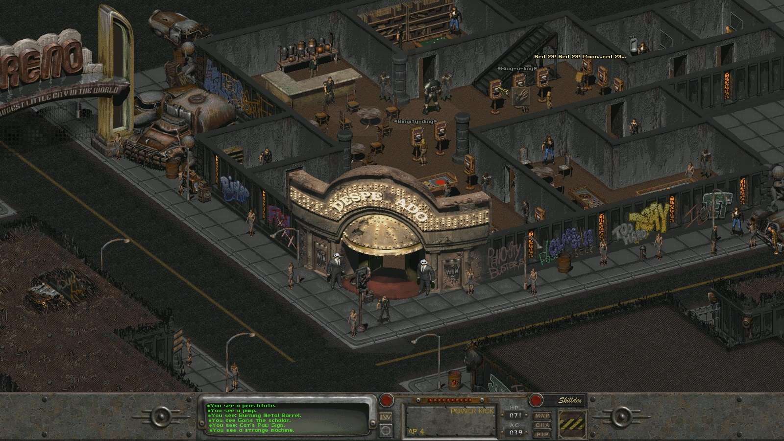 История серии игр Fallout - Раньше было лучше? Fallout 2