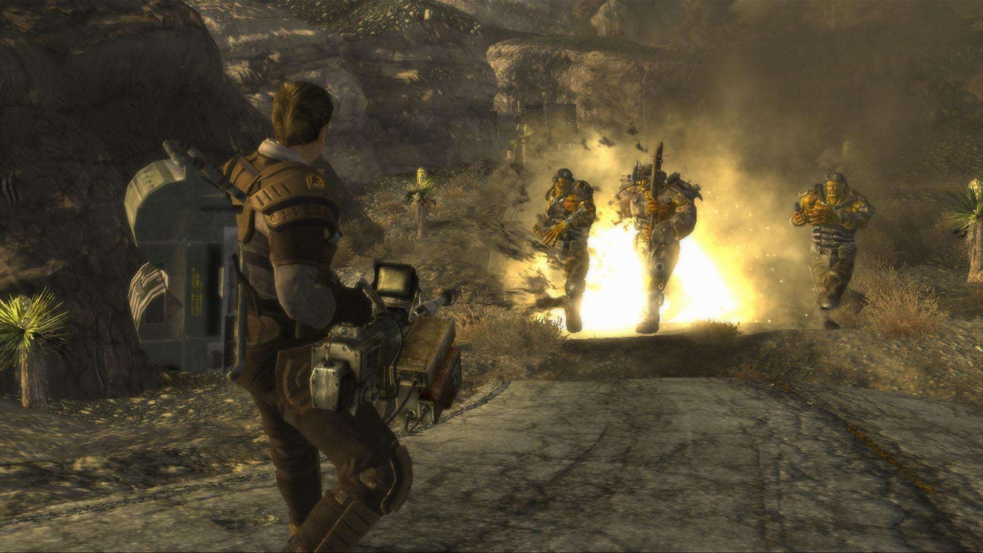История серии игр Fallout - Раньше было лучше? Fallout New Vegas