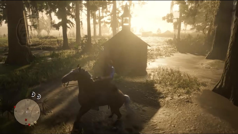 11 лучших секретов и пасхалок Red Dead Redemption 2 - Как найти дикие вещи на Диком Западе