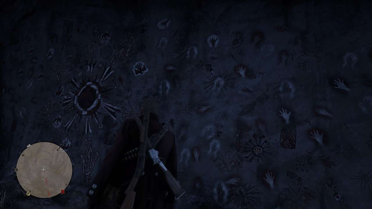 Red Dead Redemption 2 секреты и пасхалки